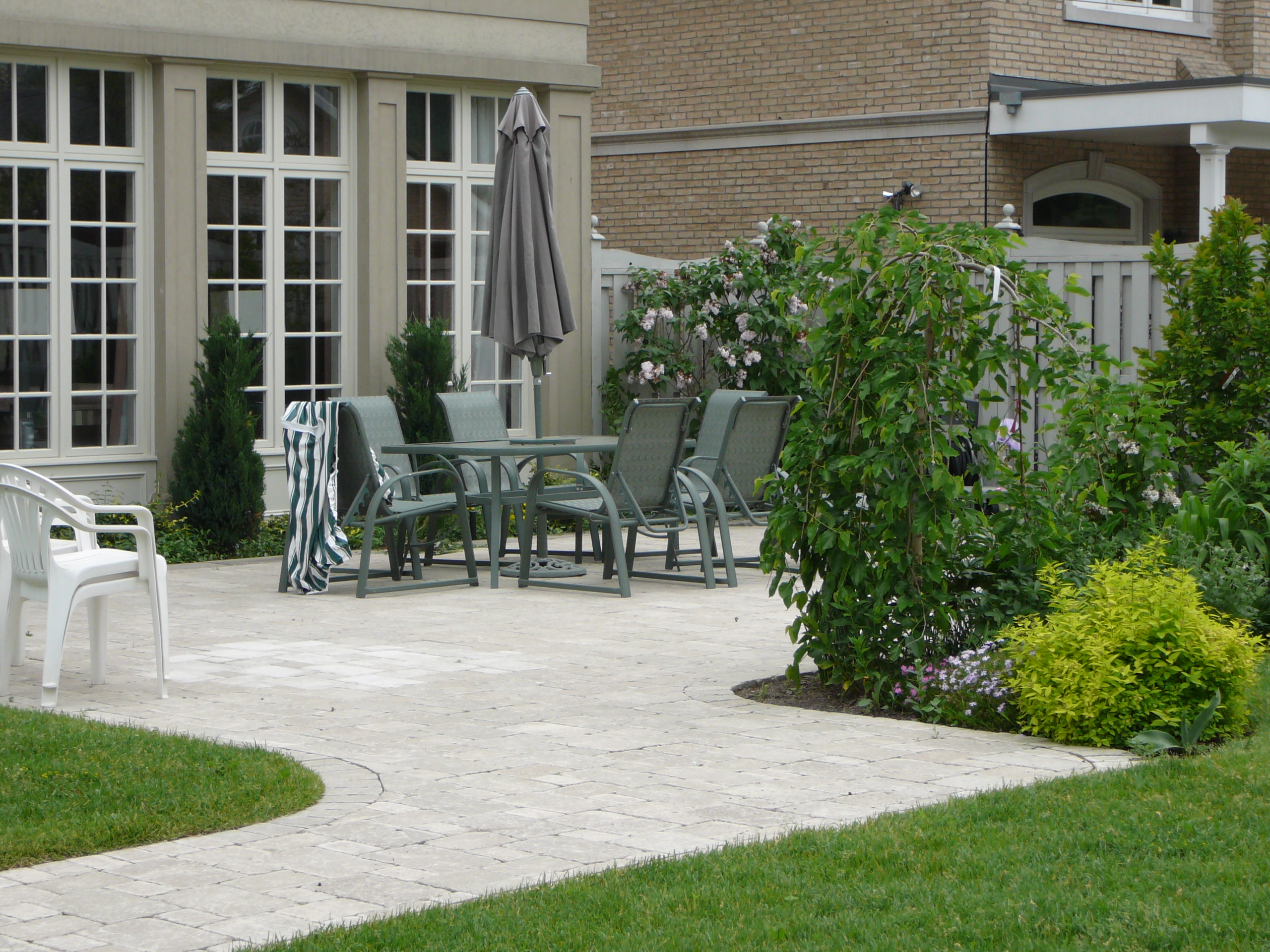 backyards tags ld construction and landscapes inc
